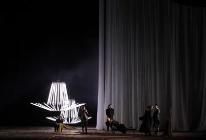 Scenography / War and Peace